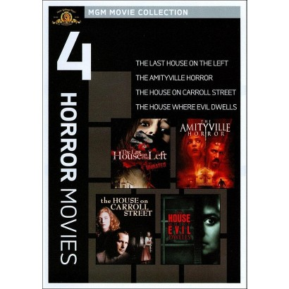 MGM Movie Collection: 4 Horror Movies (2 Discs)