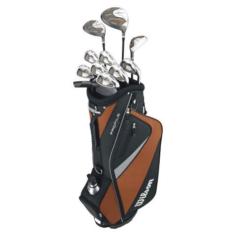 Wilson Profile Hl Senior Men's Right Hand Golf Package Set