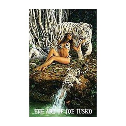 The Art of Joe Jusko (Signed, Limited) (Hardcover)