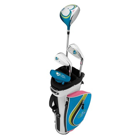Wilson Hope Girl's Youth Right Hand Golf Package Set