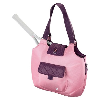 Wilson Sporting Goods Co. HOPE TOTE BAG PINK