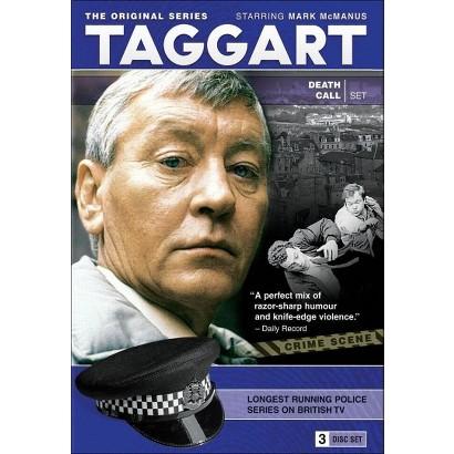 Taggart: Death Call Set (3 Discs)