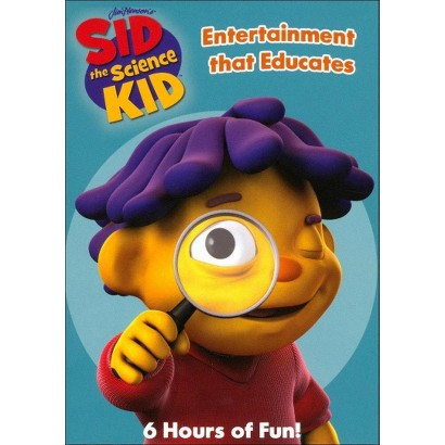 Sid the Science Kid: Weather Kid Sid/The Ruler of Thumb/Gizmos and Gadgets (3 Discs) (S)