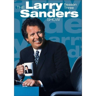 The Larry Sanders Show: Season Three (3 Discs)