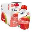 Plum Organics Just Fruit Peaches - 6 pack