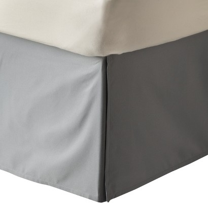 ROOM ESSENTIALS® BEDSKIRT - GRAY (FULL)