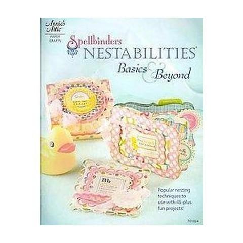 Spellbinders Nestabilities (Paperback)
