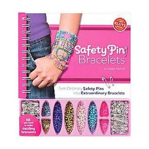 Safety Pin Bracelets (Paperback)