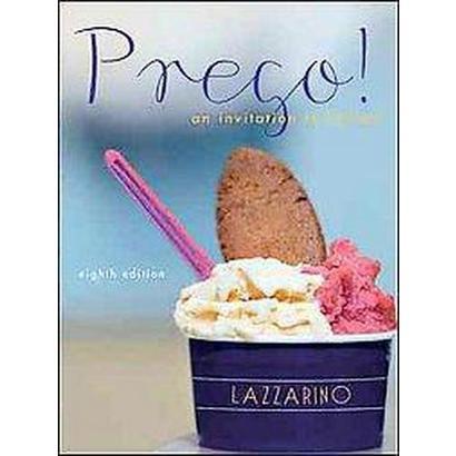 Prego! (Hardcover)