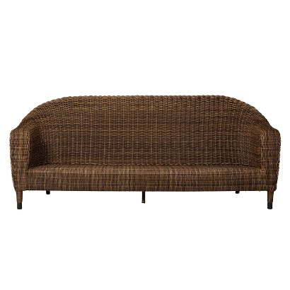 Smith & Hawken® Premium Quality Belvi™ Woven Sofa