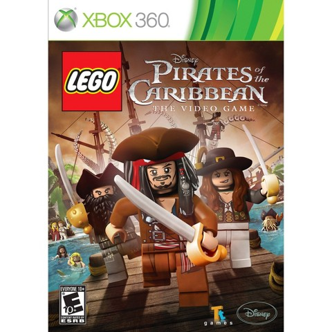 LEGO® Pirates of the Caribbean: The Video Game (Xbox 360)