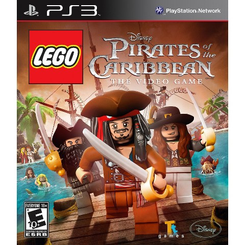LEGO® Pirates of the Caribbean: The Video Game (PlayStation 3)