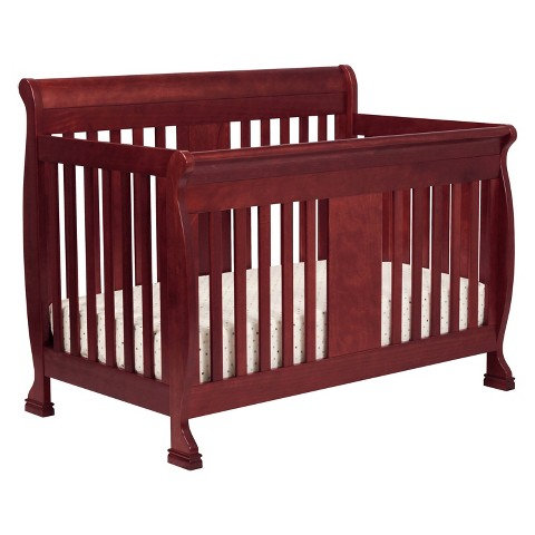 DaVinci Porter 4-in-1 Convertible Crib with Toddler Rail