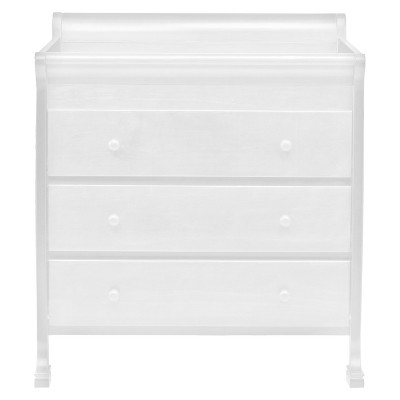 DaVinci Porter 3-Drawer Changer Dresser - White