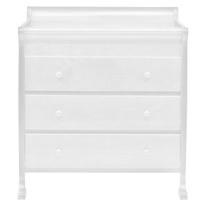 DaVinci Porter 3-Drawer Changer Dresser - White