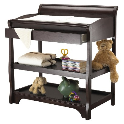 Florence Dressing Table Finish Espresso