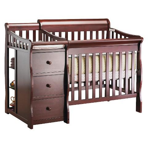 Sorel Tuscany Crib & Changer