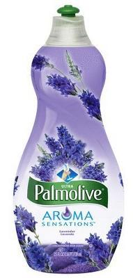 Palmolive Ultra Aroma Sensations Lavender Dishwashing Liquid 25 oz