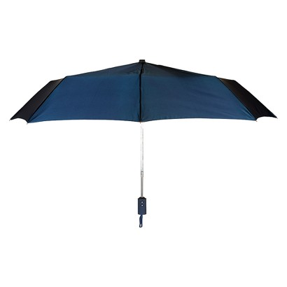 Futai Mini Auto Open / Auto Close Umbrella - Navy