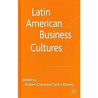 Latin American Business Cultures (Hardcover)