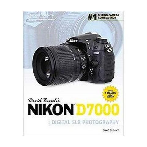 David Busch's Nikon D700 (Paperback)