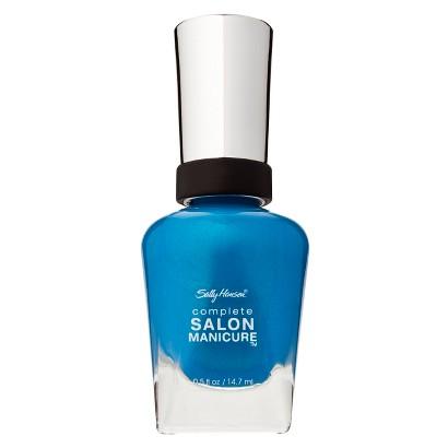 Sally Hansen Complete Salon Manicure - Calypso Blue