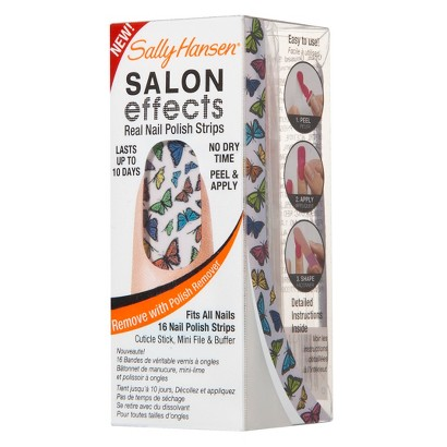 Sally Hansen Salon Effects - Girl Flower