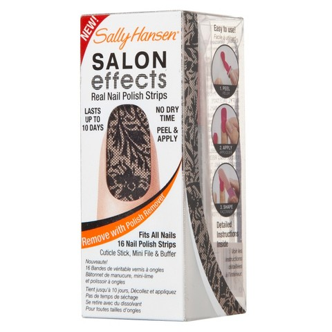 Sally Hansen Salon Effects - Laced Up