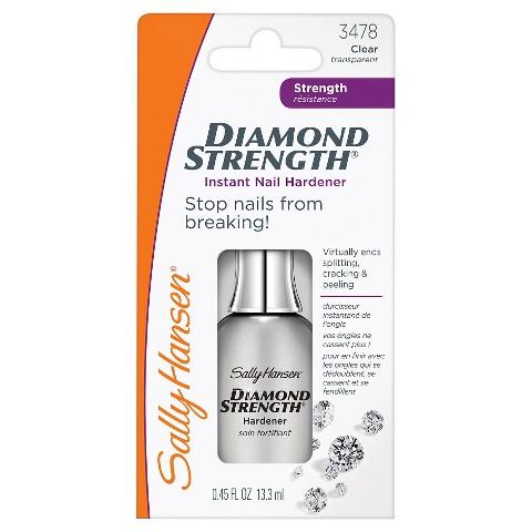 Sally Hansen® Diamond Strength™ Instant Nail Hardener - .45 oz