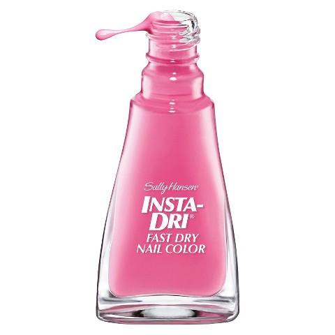 Sally Hansen Insta-Dri Fast Dry Nail Color - Presto Pink