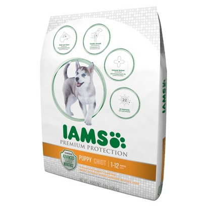 Iams Premium Protection Dry Puppy Food 11 lbs