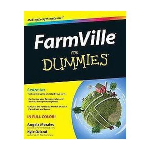 FarmVille for Dummies ( --For Dummies) (Paperback)