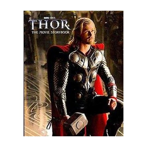 Thor the Movie Storybook (Paperback)
