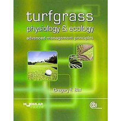 Turfgrass Physiology and Ecology (Paperback)