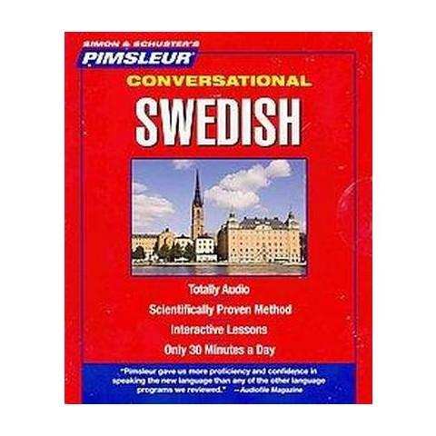 Swedish Conversational (Bilingual) (Compact Disc)