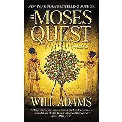 The Moses Quest (Reprint) (Paperback)