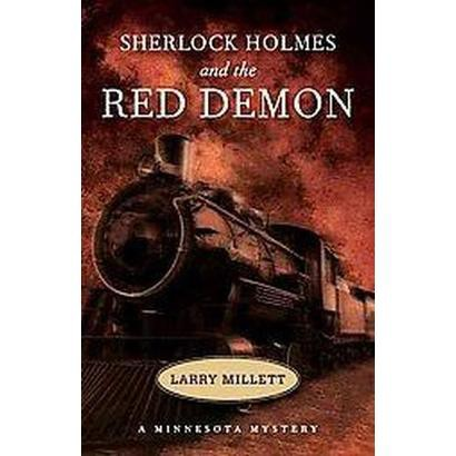 Sherlock Holmes and the Red Demon (Paperback)