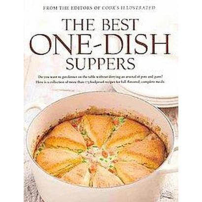 The Best One Dish Suppers (Hardcover)