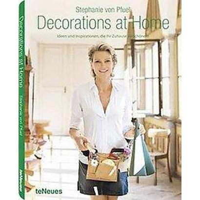 Decorations at Home (Bilingual) (Hardcover)
