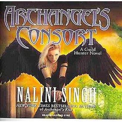 Archangel's Consort (Unabridged) (Compact Disc)