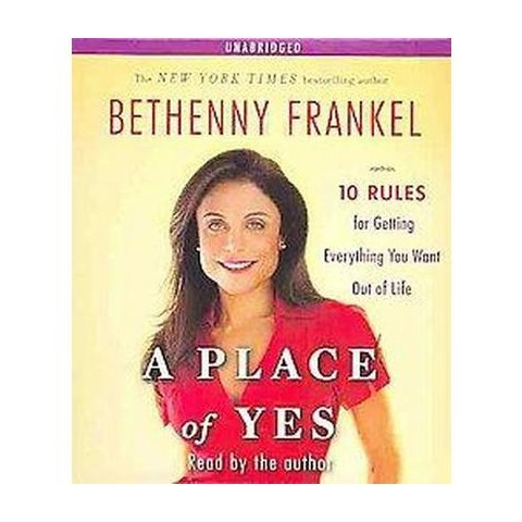 A Place of Yes (Unabridged) (Compact Disc)