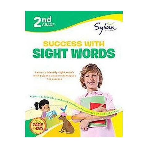 2nd Grade Success With Sight Words (Workbook) (Paperback)