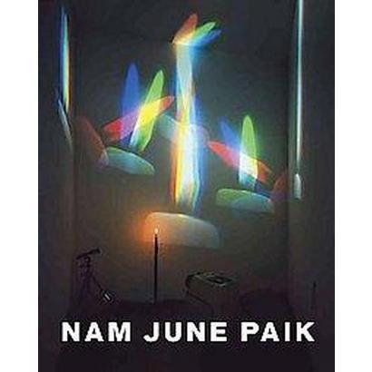 Nam June Paik (Hardcover)