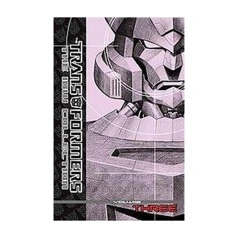 Transformers: The IDW Collection 3 (Hardcover)