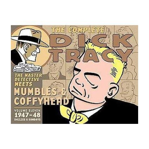 Chester Gould's Dick Tracy (11) (Hardcover)