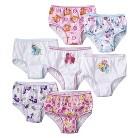7 Pack Underwear , Little Girls' Little Pony