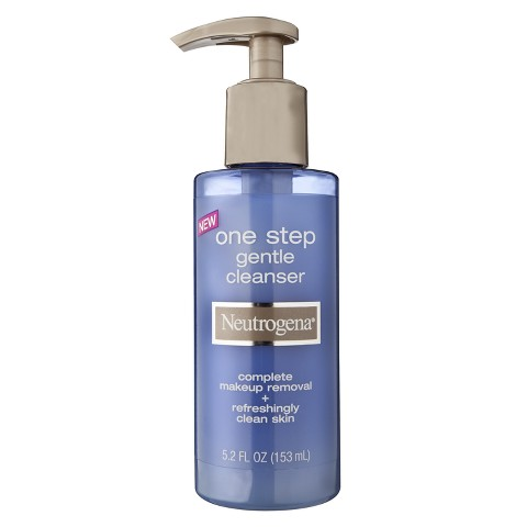 Neutrogena One Step Gentle Cleanser