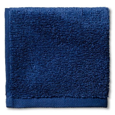 Fast Dry Washcloth Sudden Sapphire - Room Essentials™