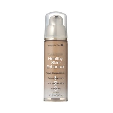 NEUTROGENA® Healthy Skin® Enhancer Broad Spectrum SPF 20