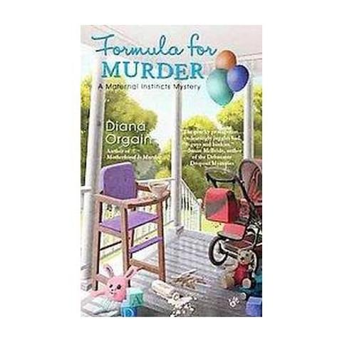 Formula for Murder (Paperback)